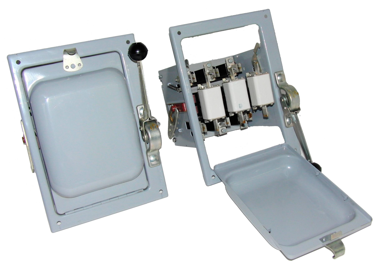 Блок предохранитель-выключатель БПВ-1