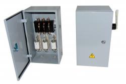 Ящики с разъединителем и предохранителями  ЯРП-1
