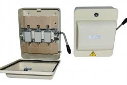 Ящик силовой с блоком предохранитель - выключатель ЯБПВУ-1 (ЯБПВУ-100А(54))
