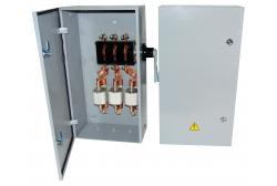 Ящик с разъединителем и предохранителями ЯВЗ-4 (400A IP54)