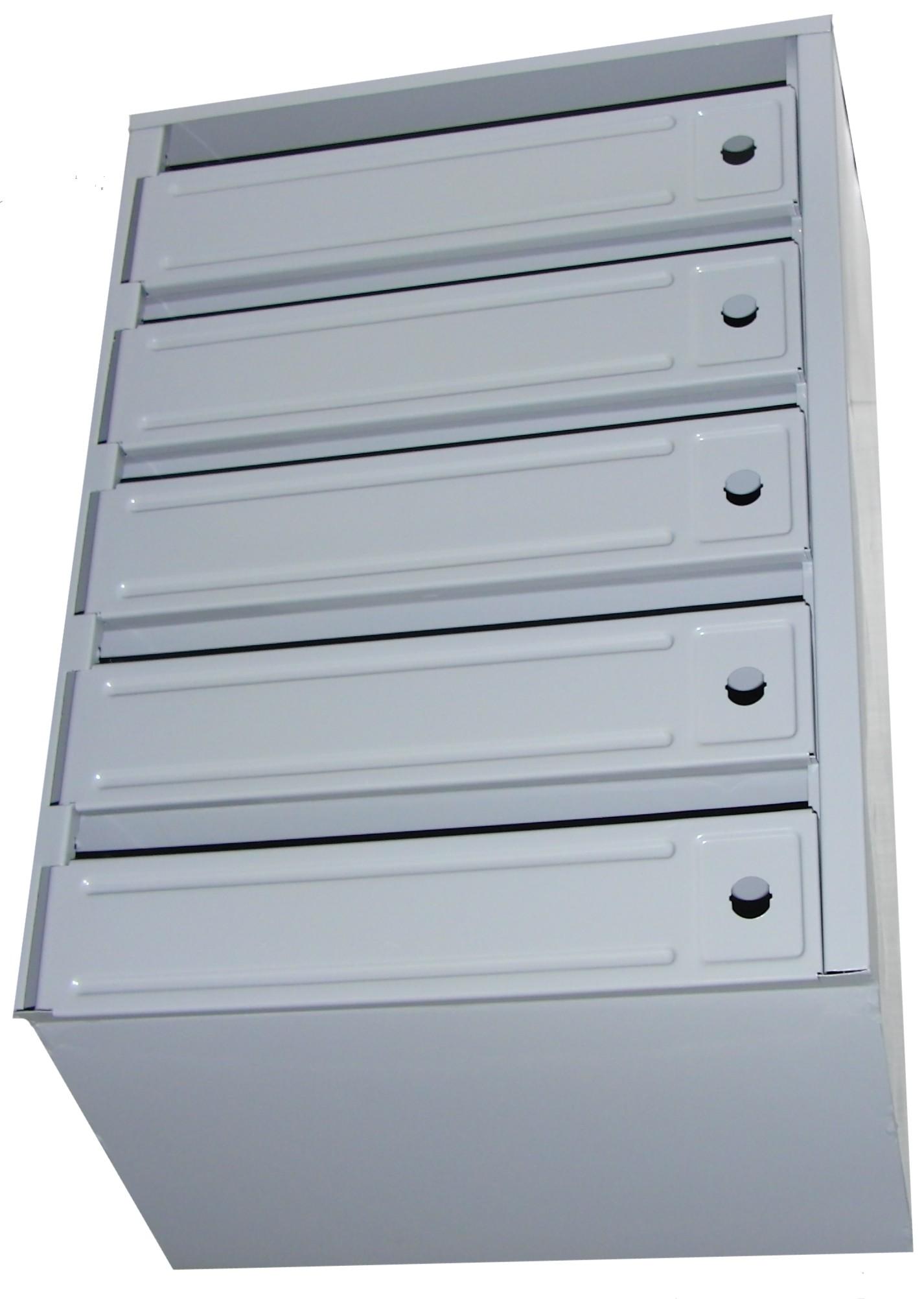 Шкаф почтовый 5 сек.