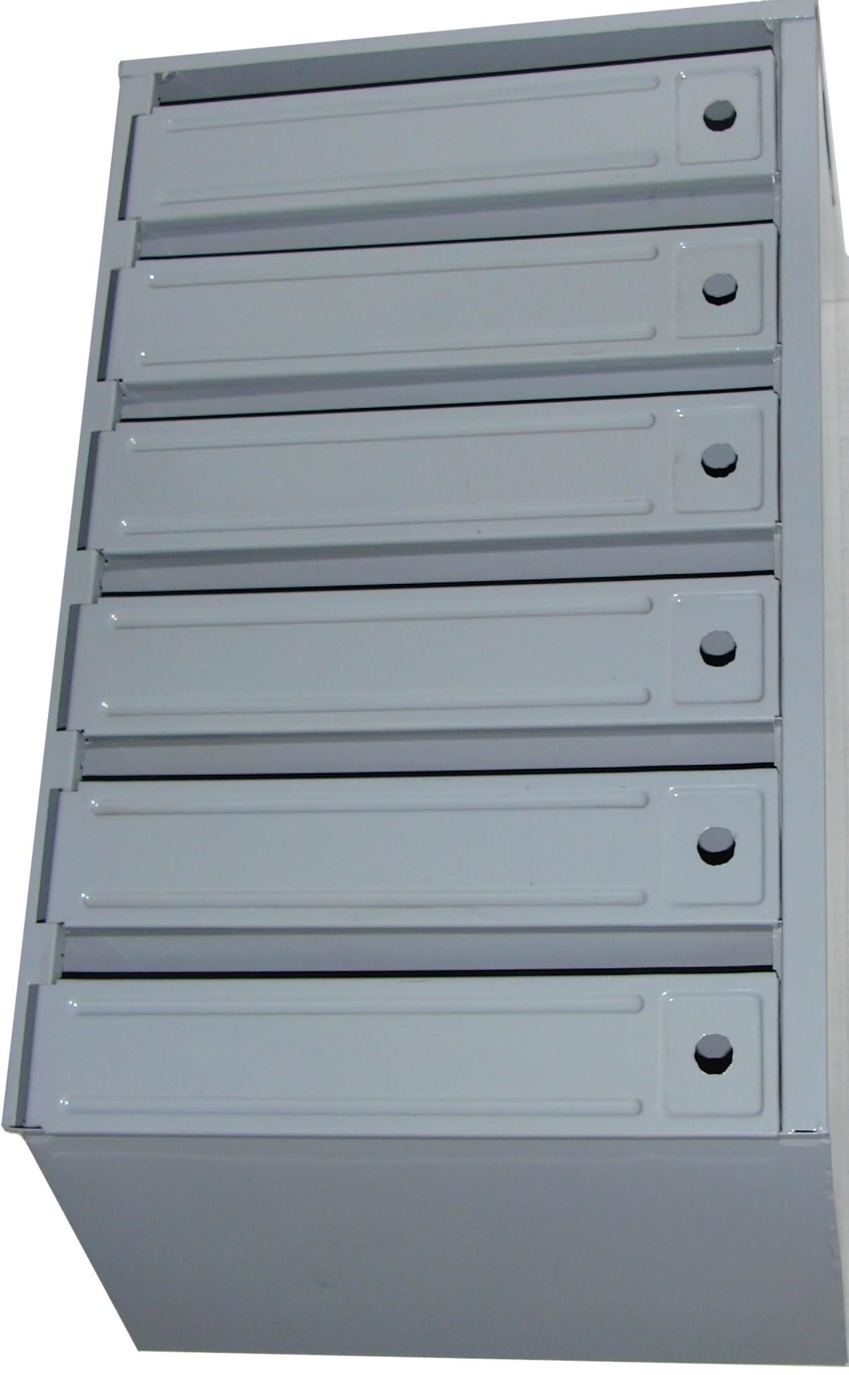 Шкаф почтовый 6 сек.